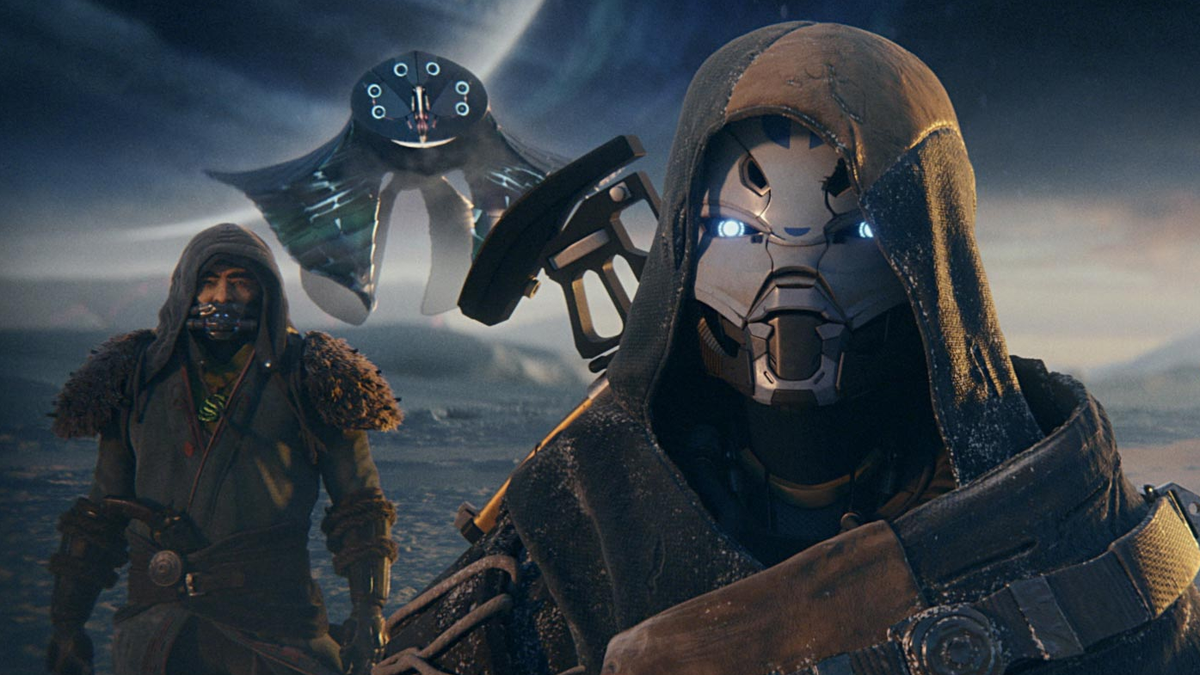 Destiny 2's Next-Gen Upgrades Come To PS5 And Xbox Series X In December