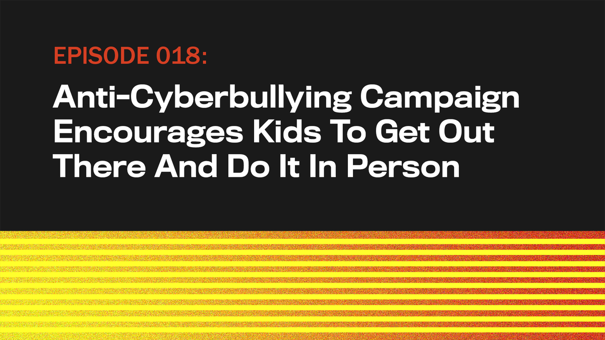 Anti-Cyberbullying Campaign Encourages Kids To Get Out There And Do It In Person - the onion