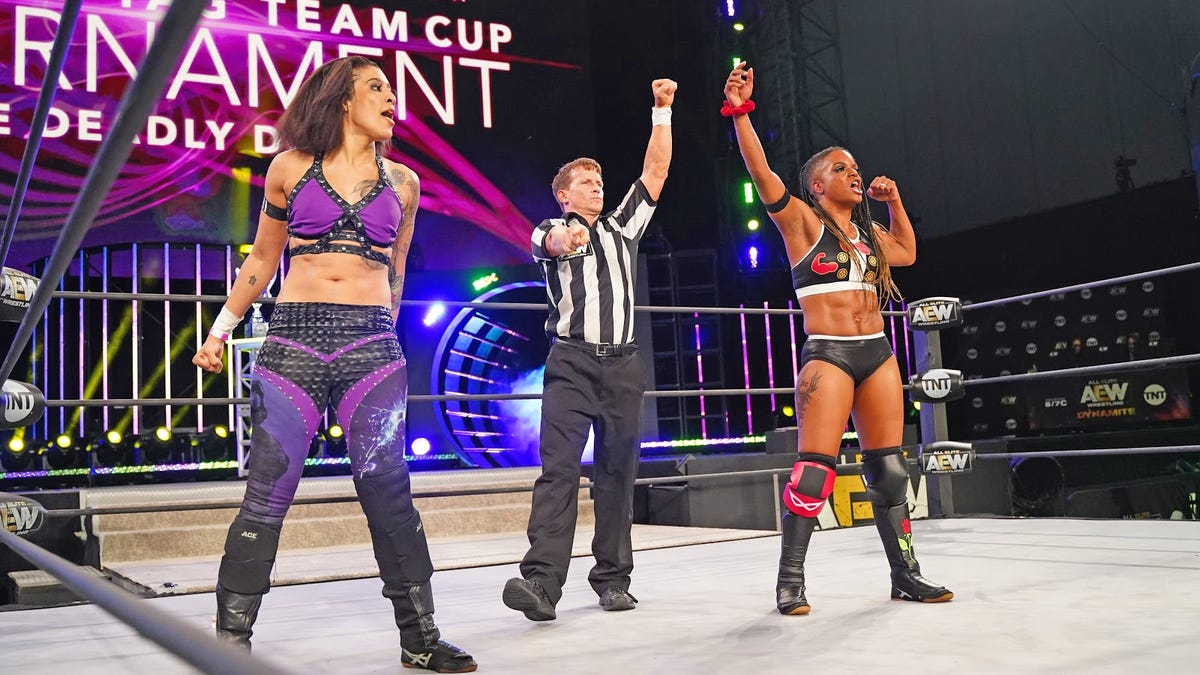 AEW Has Run Out Of Excuses for Its Women's Division - deadspin