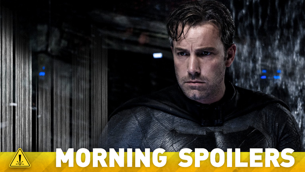 A Crazy New Rumor Adds Another Batman Character to the DC Movie Universe