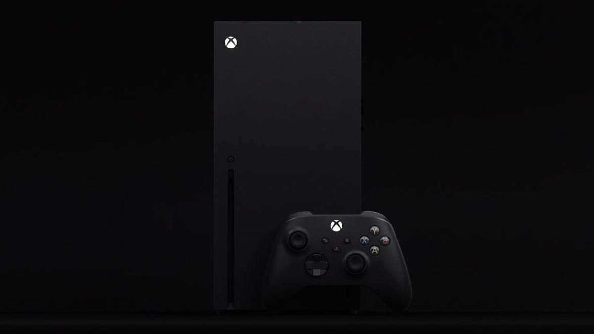 The Next-Gen Xbox Is Called Xbox Series X