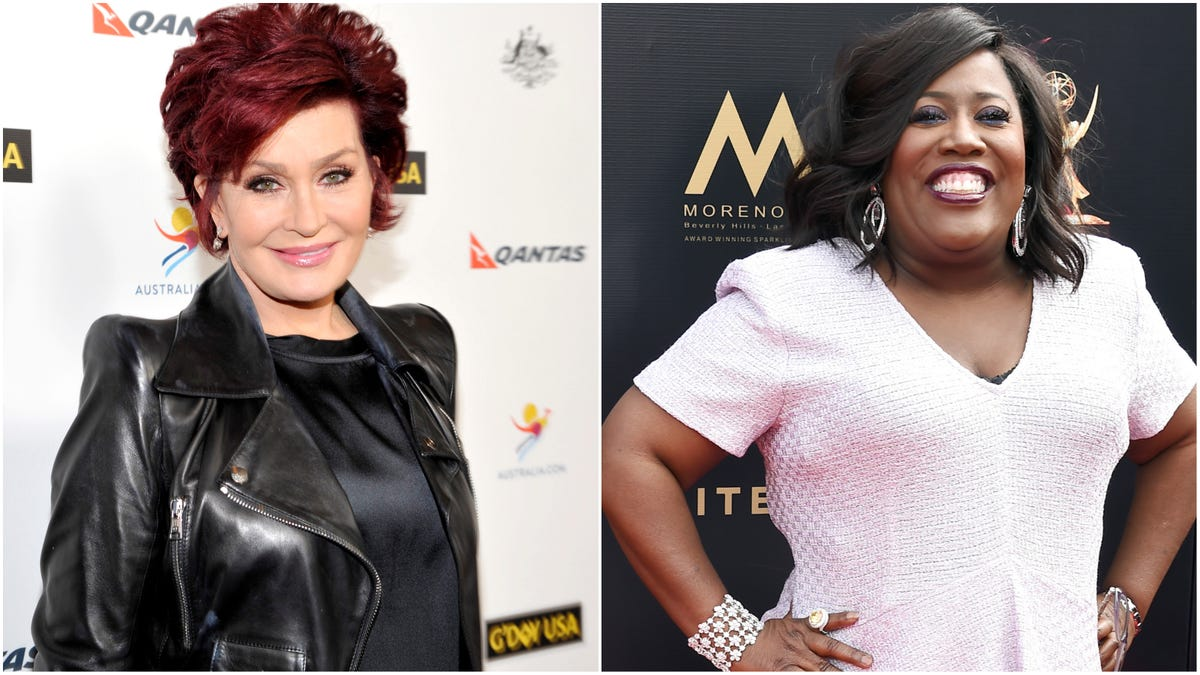 Cbs The Talk Goes On Temporary Hiatus Following Investigation Into Sharon Osbourne And Sheryl Underwood Exchange