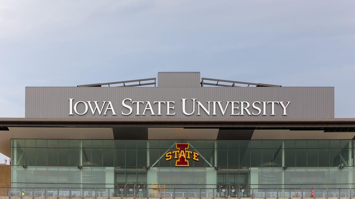 Iowa State University hook up