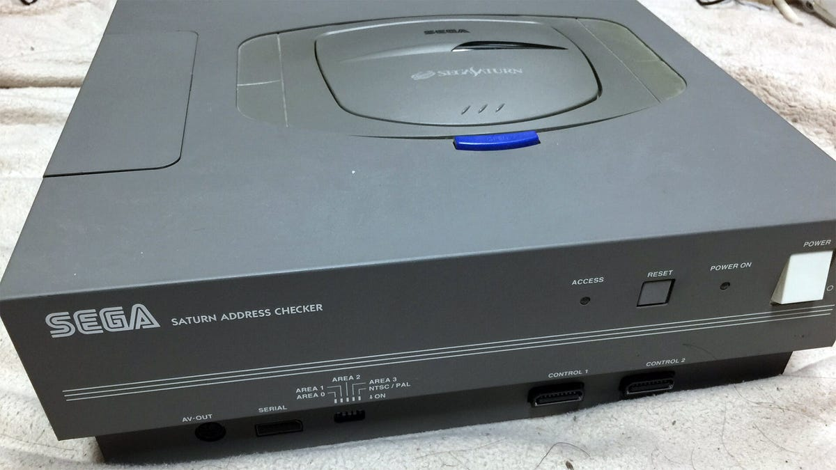 Here`s A Long Sega Saturn