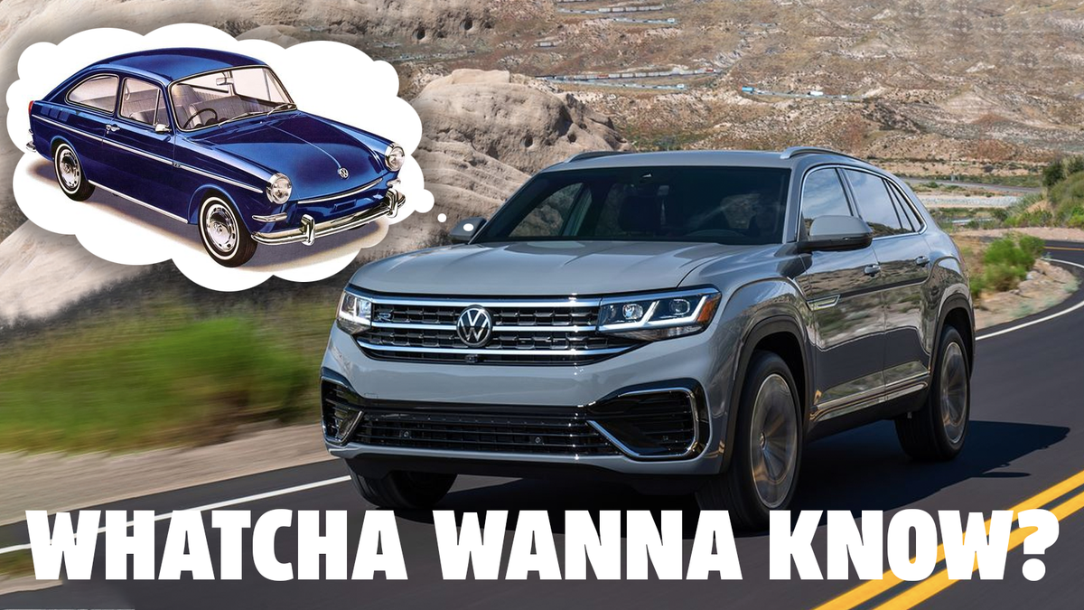 What Do You Want To Know About The 2020 Volkswagen Atlas Cross Sport?