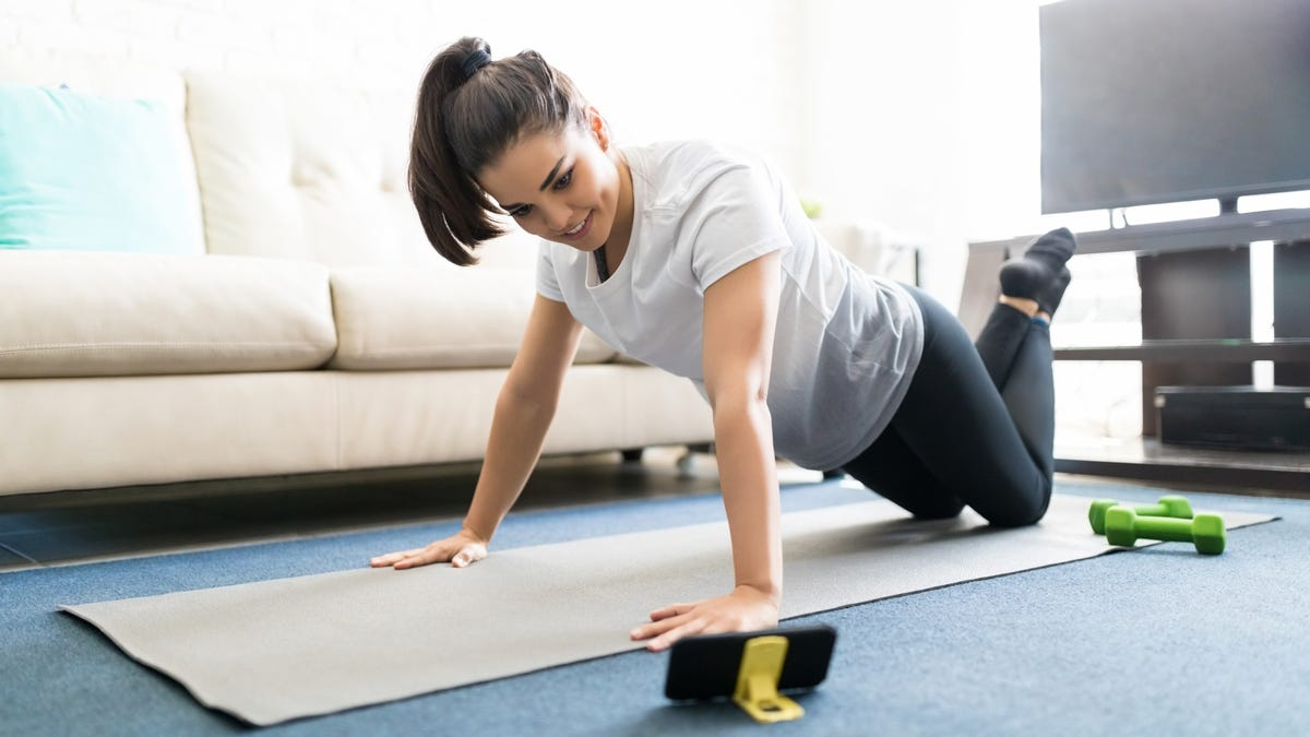 7 Ways to Work Out With Limited Equipment