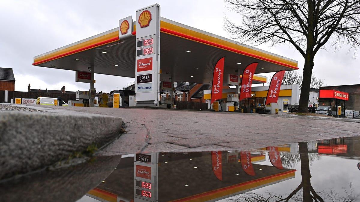 Shell Says Its Past Peak Oil Production - Jalopnik
