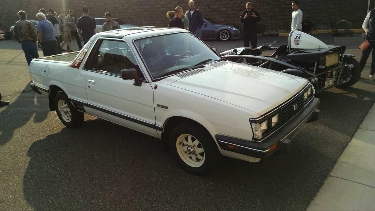 Subaru Brat For Sale Craigslist >> Might You Do 10 000 For This Crazy Clean 1985 Subaru Brat Gl
