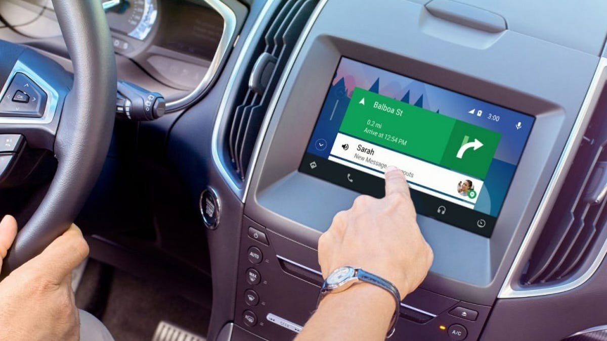 Why Ford and Google's Partnership Actually Makes Sense