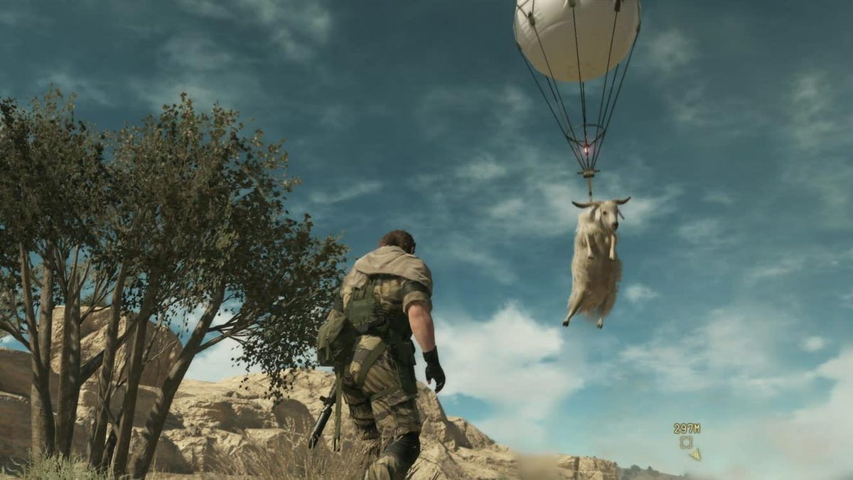 Metal Gear Solid V Is Leaving Xbox Game Pass Next Week