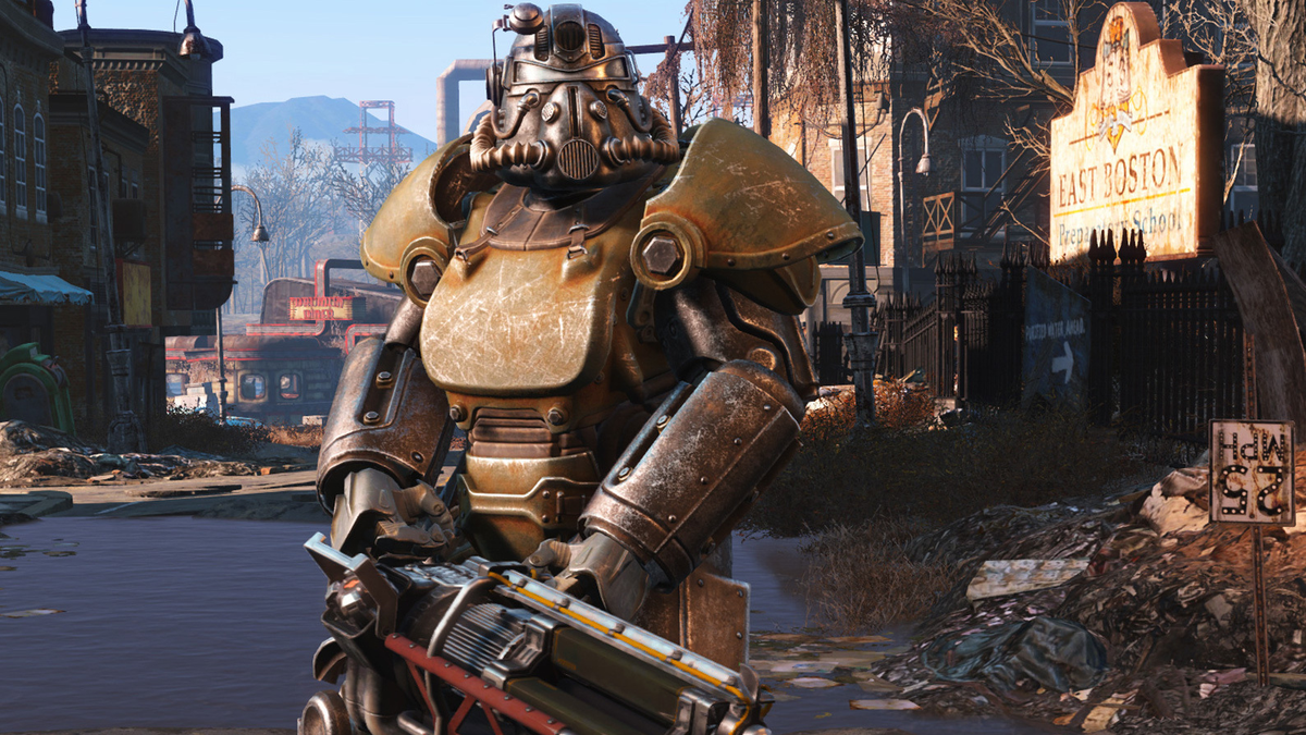 Fallout Is Getting a TV Show from the Team Behind Westworld
