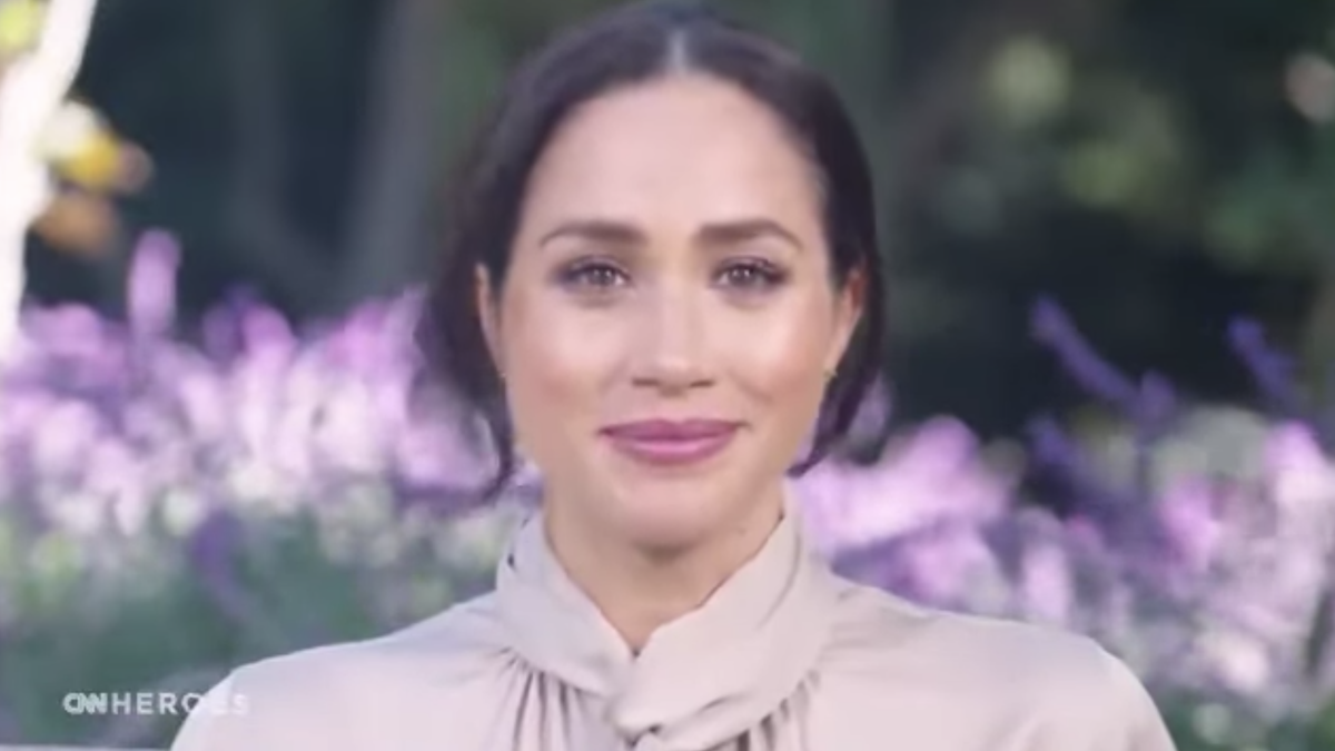 Meghan Markle Praises 'Quiet Heroes' Who Helped Address Hunger During the COVID Crisis