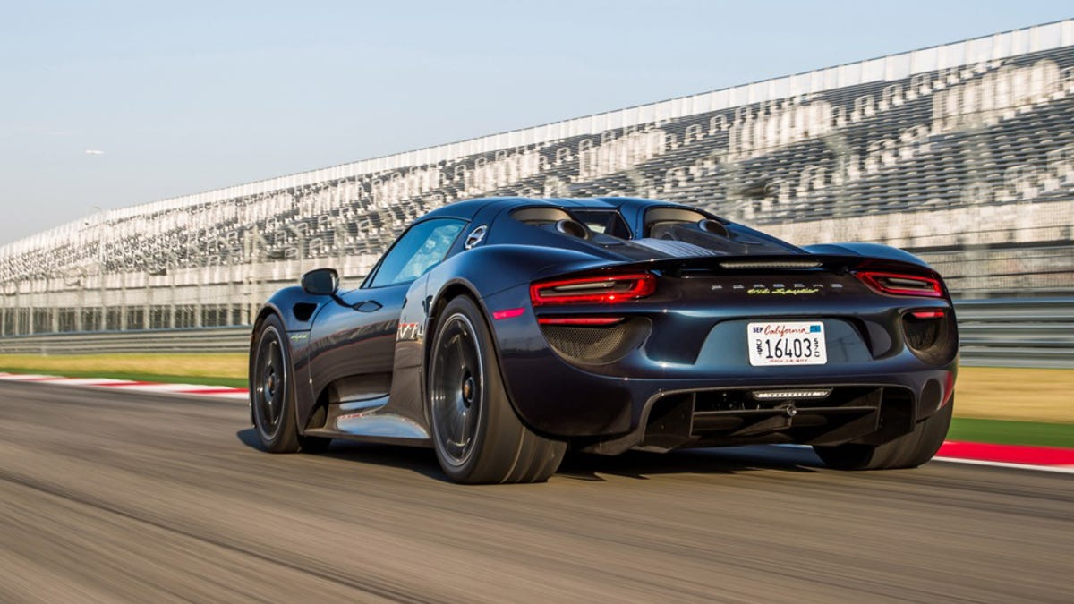 0 60 Times Bmw >> Porsche 918 Proves 0 60 Times Are Total Bullshit