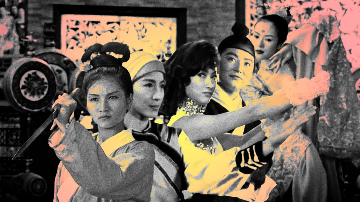 5 female-led martial arts movies to fill the Mulan-shaped hole in your life