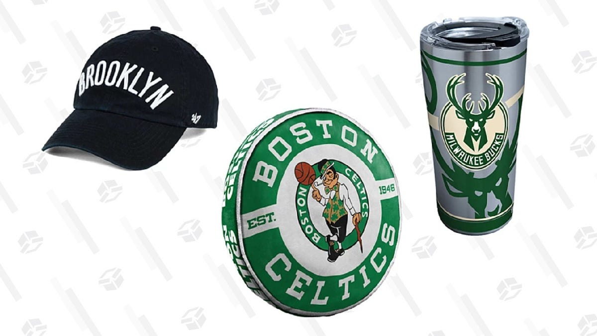 Celebrate the Draft and Get Ready for a New Season With up 40% off NBA Accessories