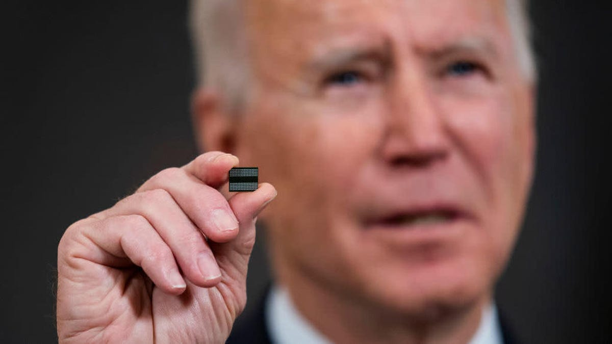 President Biden Wants To 'Review' A Cause Of PS5, Graphics Card Shortages - Kotaku