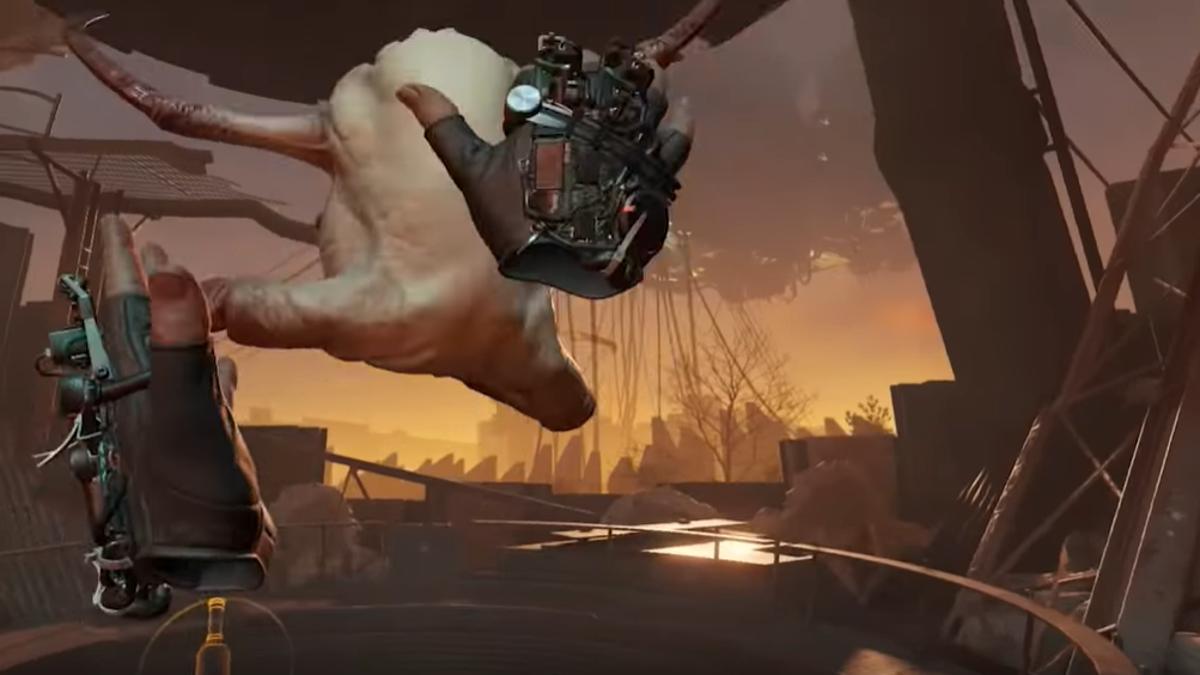 Half-Life: Alyx Players Are Using VR To Teach Math Classes, Kiss Headcrabs - Kotaku