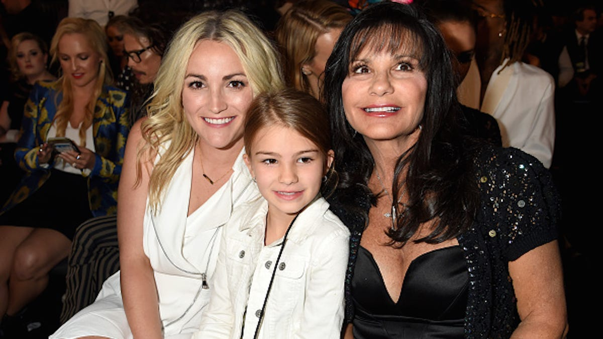 Jamie Lynn Spears Watched Her Daughter Crash ATV, But ...
