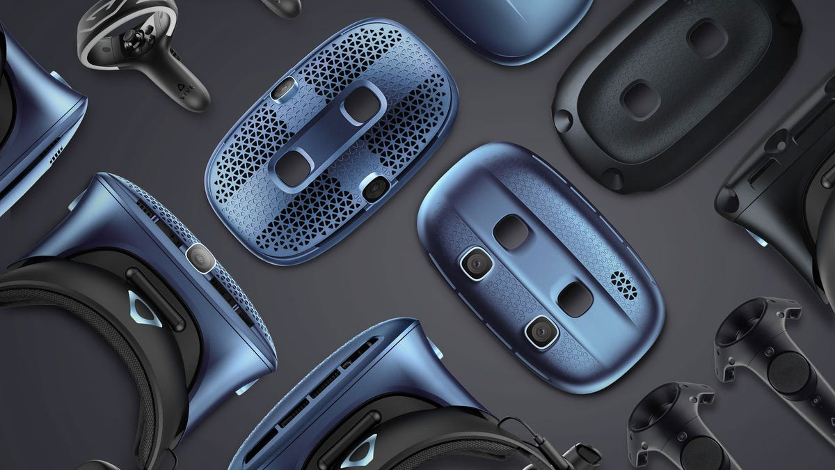 HTC Vive Adds Three New AR and VR Headsets to the Cosmos Family