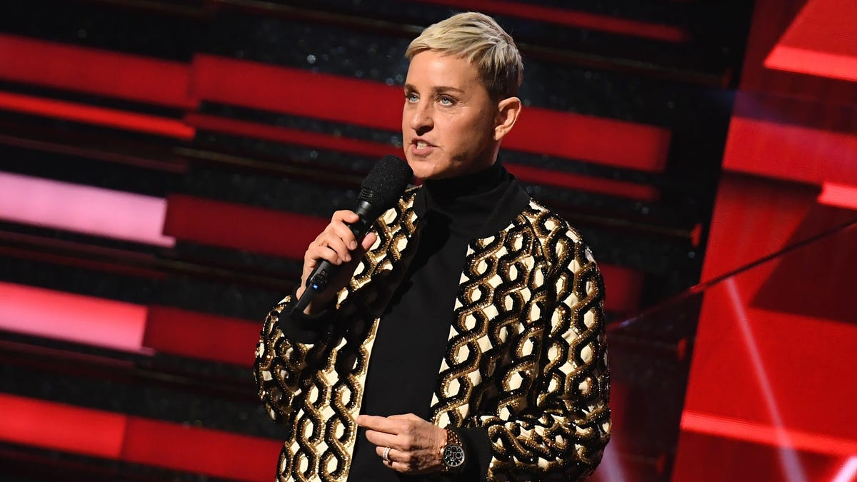 The Era of the Ellen DeGeneres Show Might Be Coming to an End