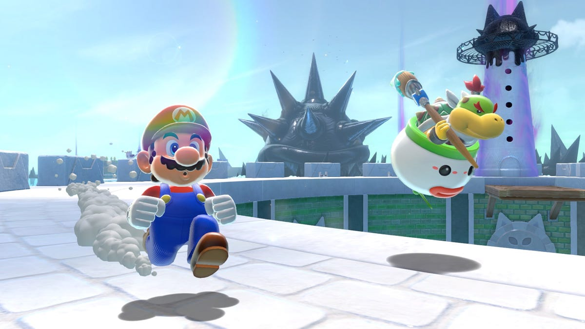 Bowser's Fury Should Be A Template For Future Nintendo Projects