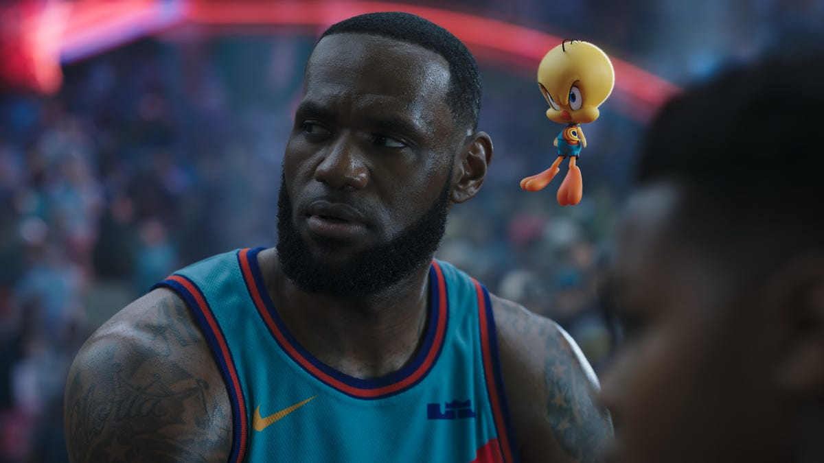 Space Jam 2's First Trailer Is a Looney Slam Dunk