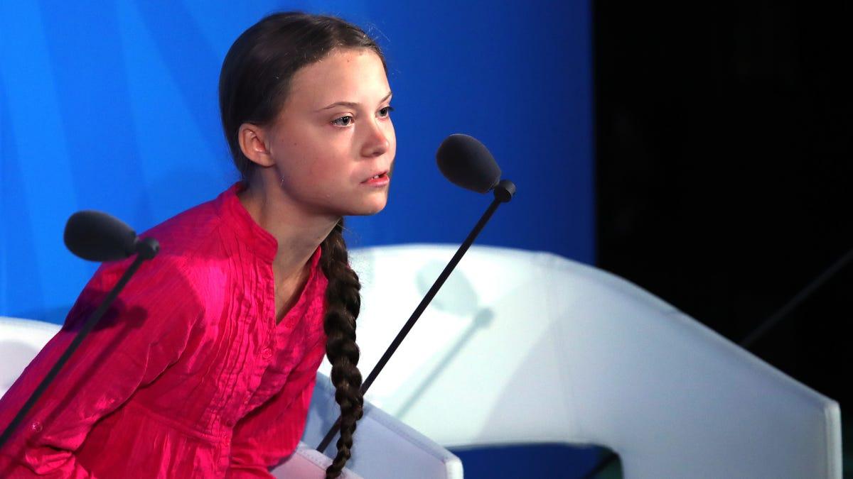 Greta Thunberg's UN Speech: The Oontz Oontz Oontz Remix