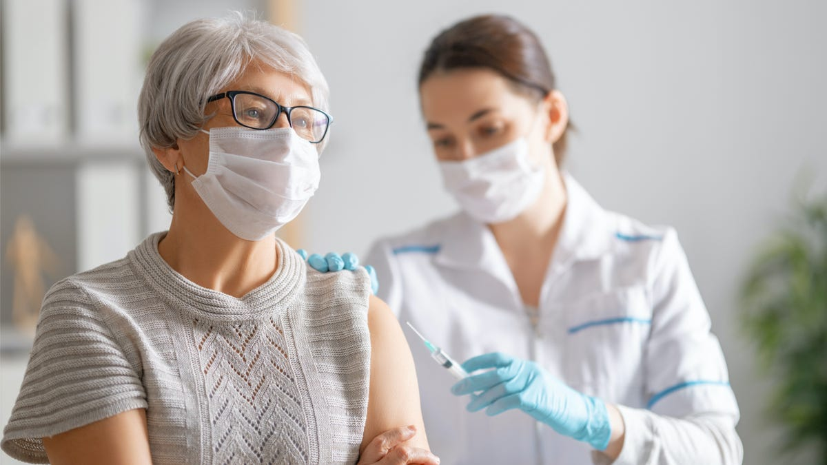 Why One Dose of a Two-Dose Vaccine Isn't Enough