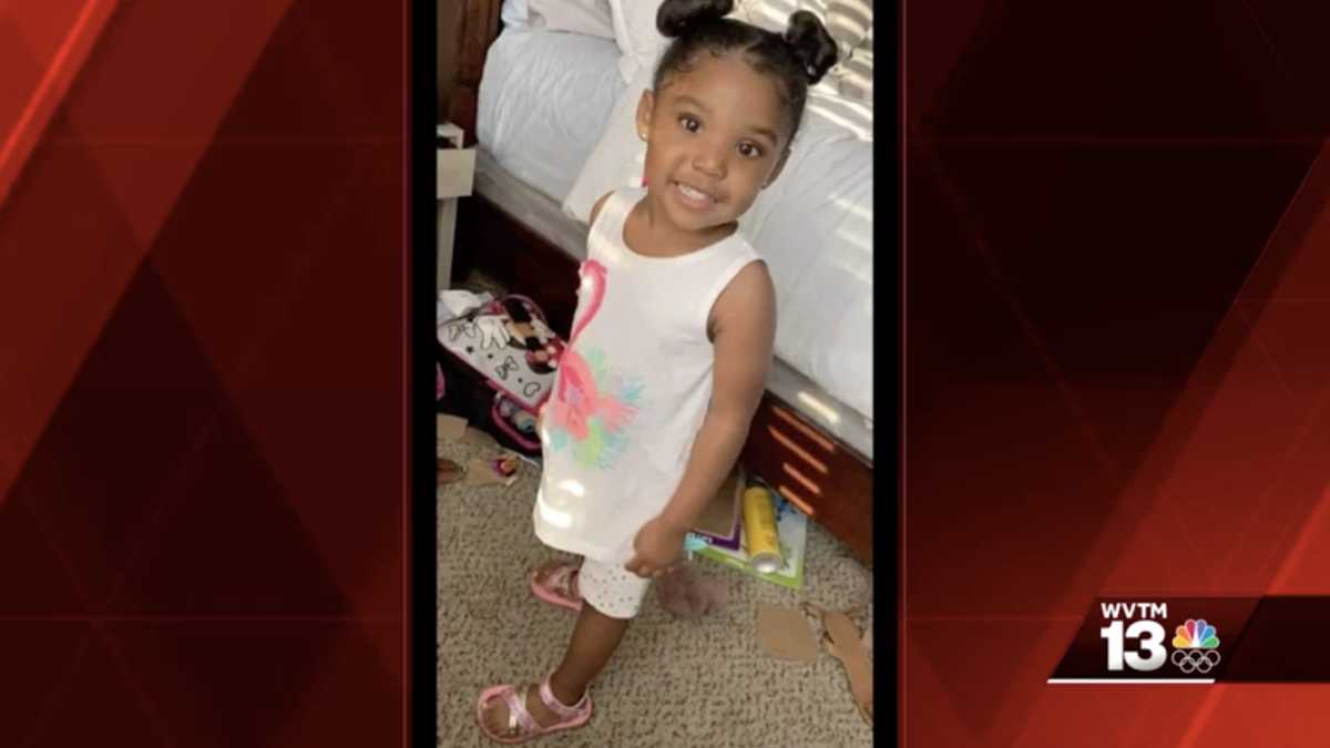 Kamille 'Cupcake' McKinney: Frantic Search After 3-Year-Old Is Kidnapped at a Birthday Party