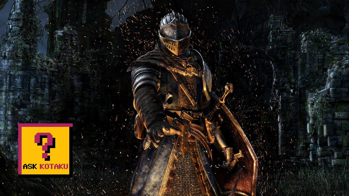 How Do You Rank The 'Soulsborne' Games?