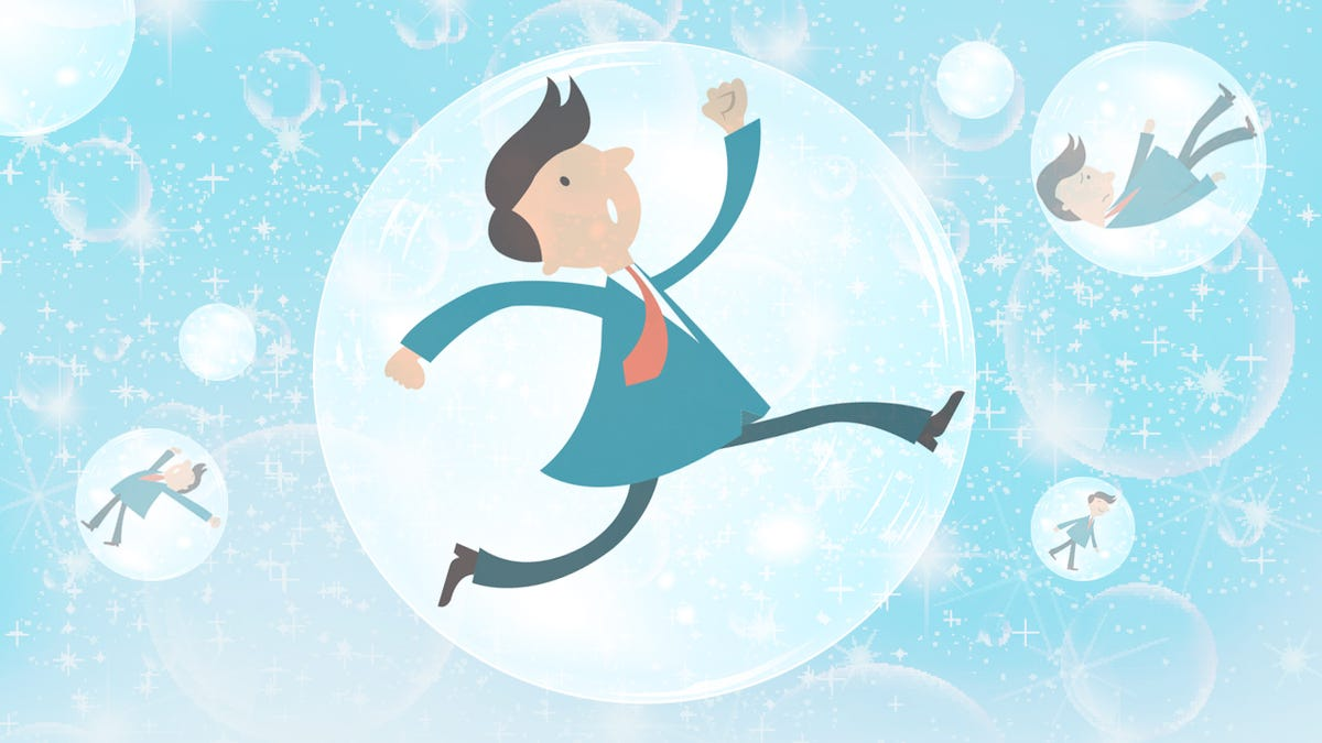 How to Find Your Life Purpose? Escape Your Bubble