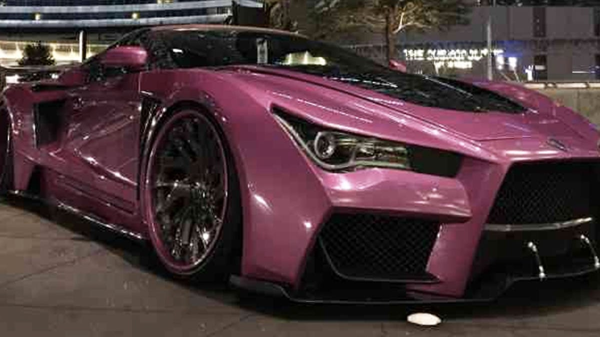 Infiniti G35 Vaydor >> Here S What The Joker S Car In Suicide Squad Really Is