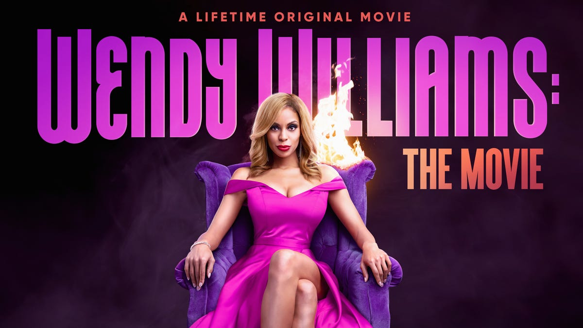 Truth, Tea, and Receipts, Oh My! Wendy Williams Talks Her Brand New Biopic on Lifetime