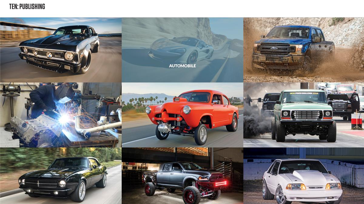 TEN Publishing Kills 19 Automotive Print Publications Including Automobile: Memo