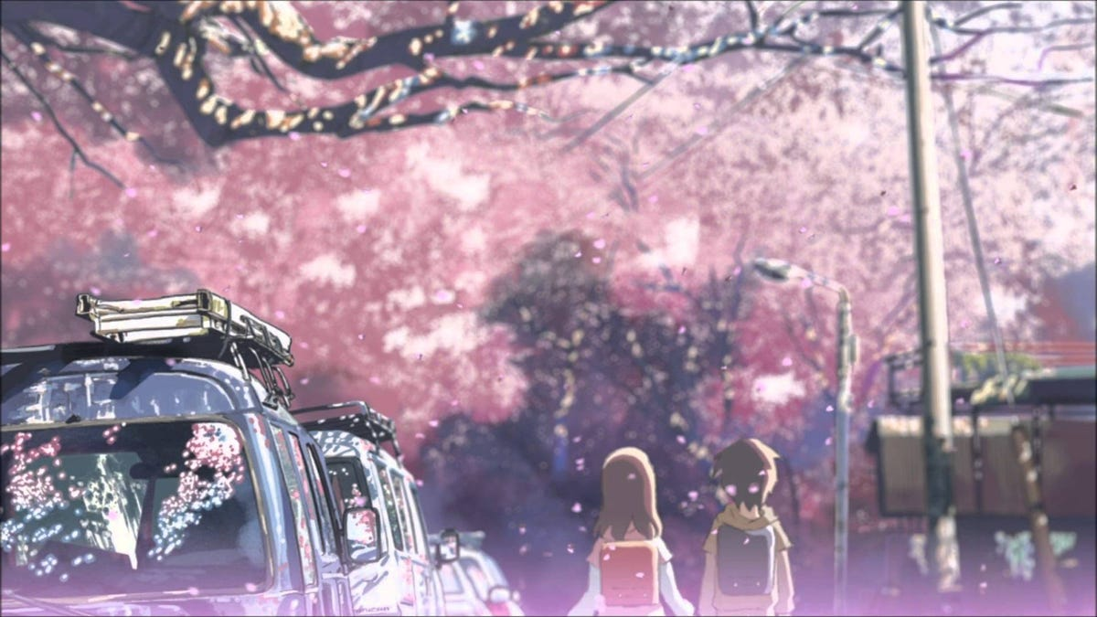 Review 5 Centimeters Per Second A Wallpaper Every Five Seconds