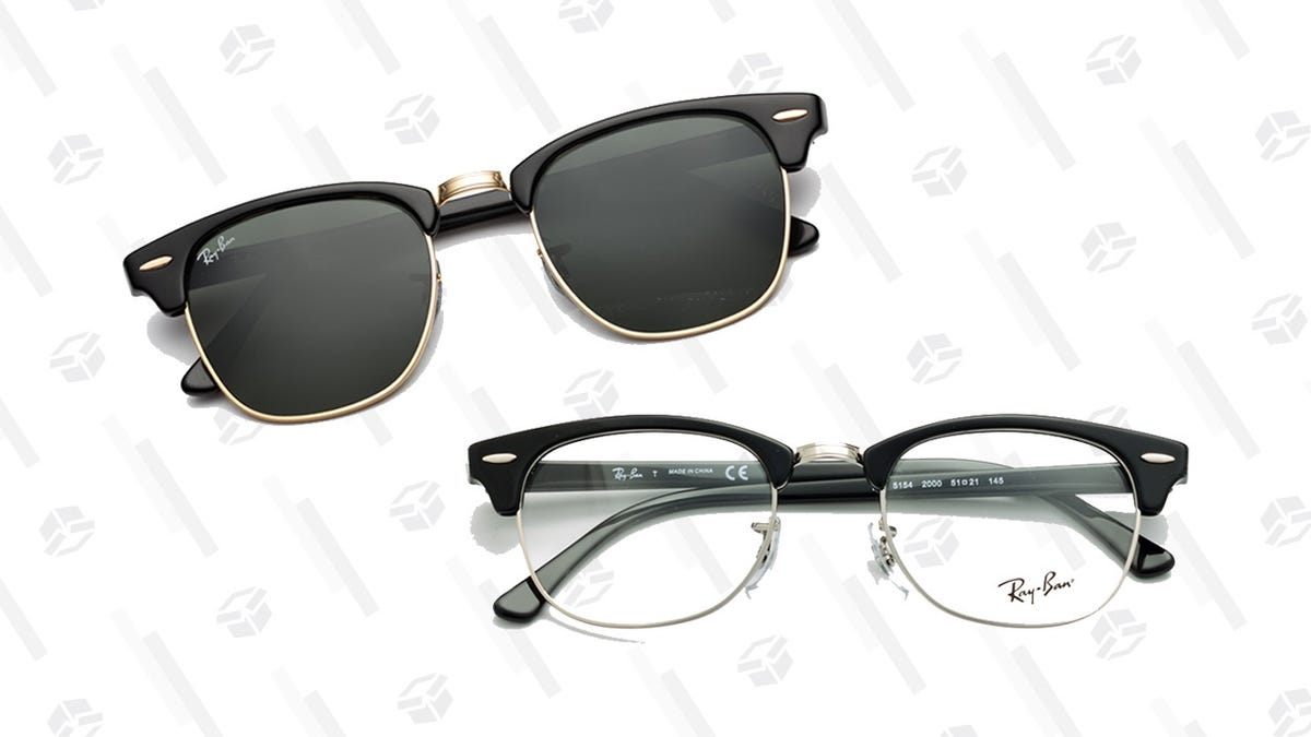 Take a Peek at a Pair of Ray Ban or Oakley Glasses for 20% off at GlassesUSA
