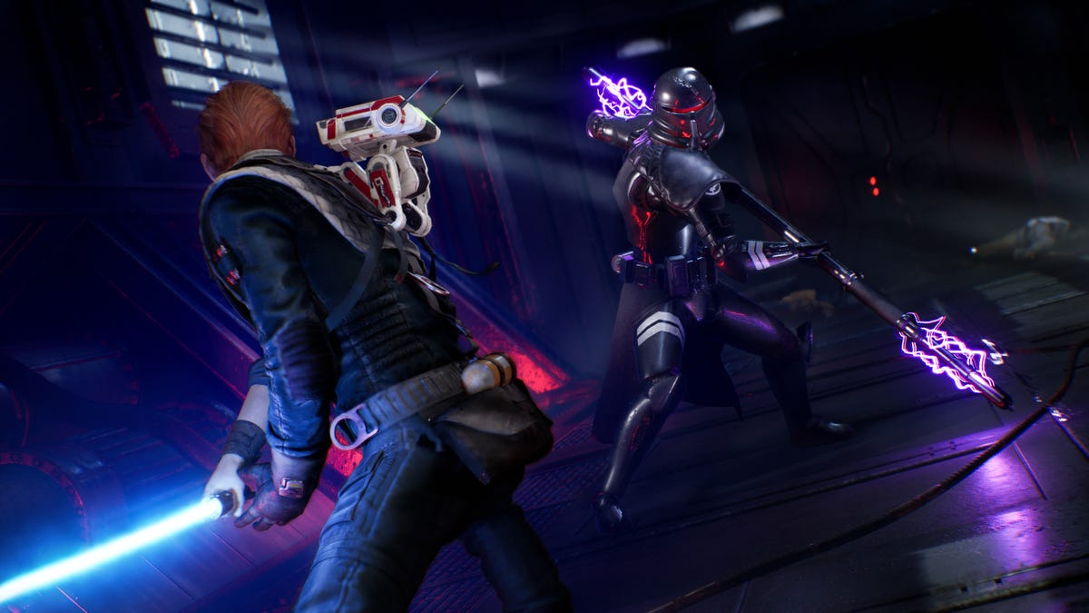 The Best Way To Play Star Wars Jedi: Fallen Order Is On Hard