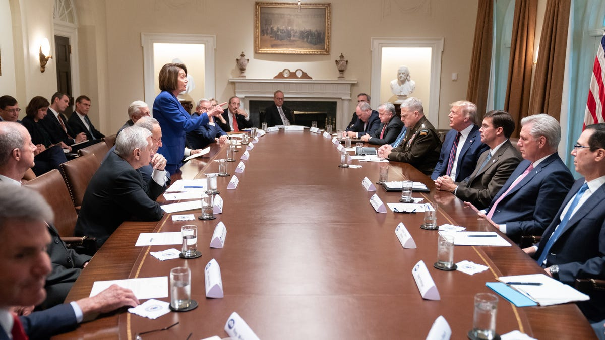 I Looked at This Nancy Pelosi Photo and Felt Nothing