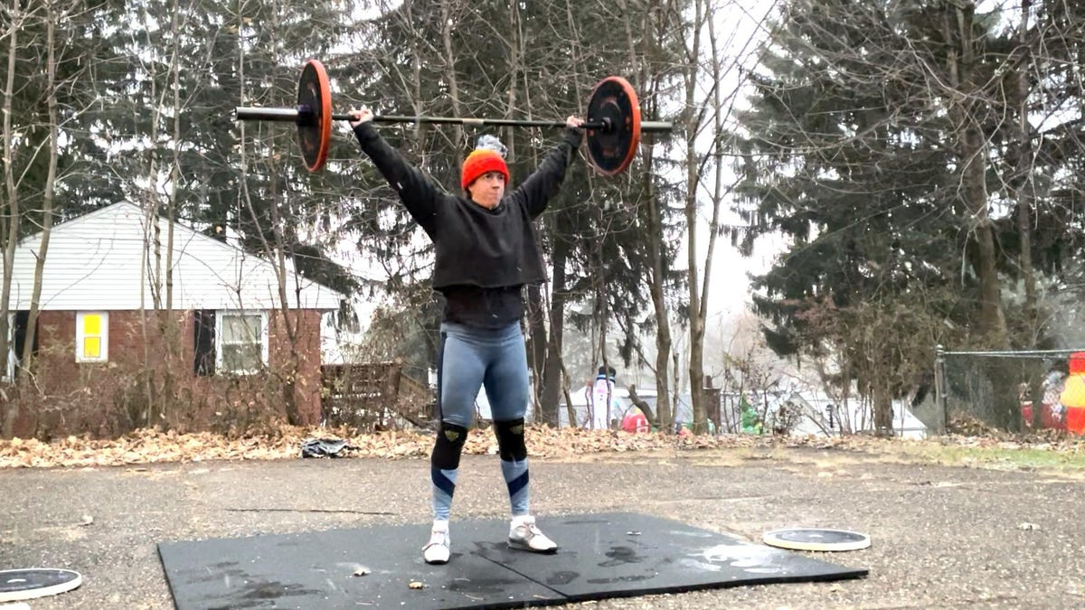 How to Lift in the Cold