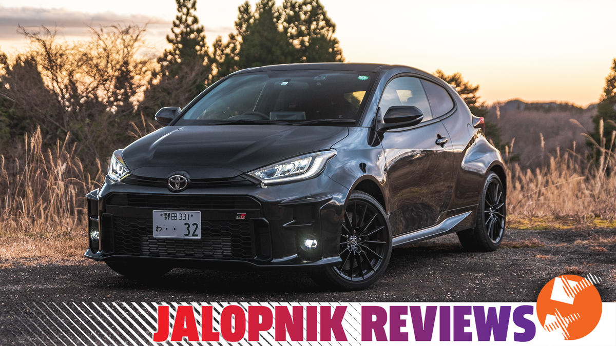 I Got A 2020 Toyota GR Yaris Rental Car To See If It Lives Up To The Hype