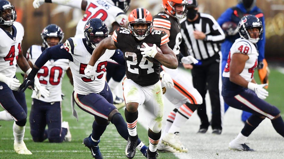 Week 10 NFL Recap