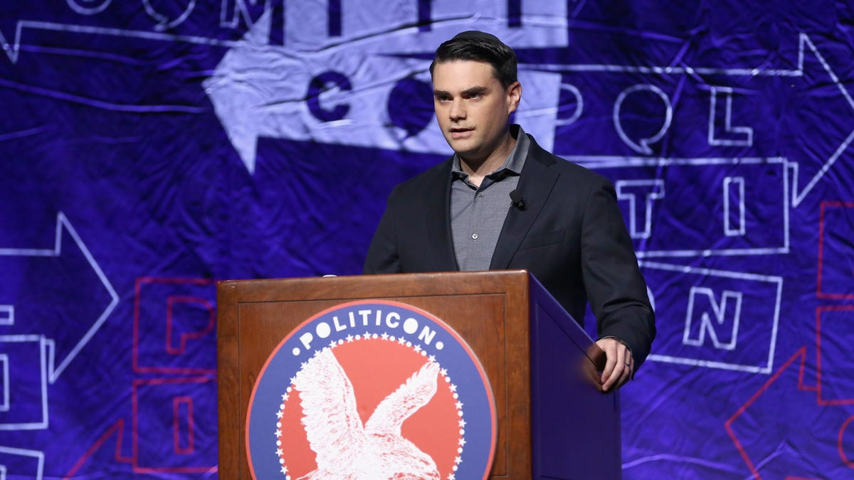 Facebook Confirms Ben Shapiro's Daily Wire Has Been Very, Very Bad