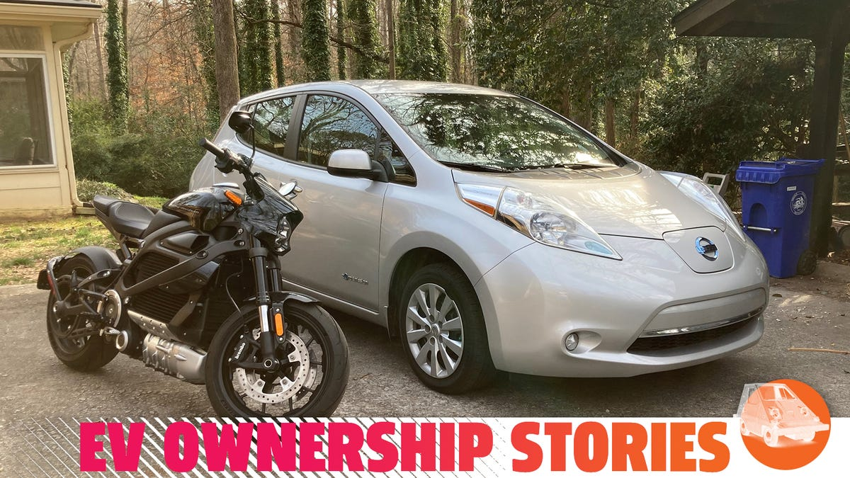 The Guy Who Actually Buys A Nissan Leaf And Harley-Davidson LiveWire Is Not Who You'd Expect