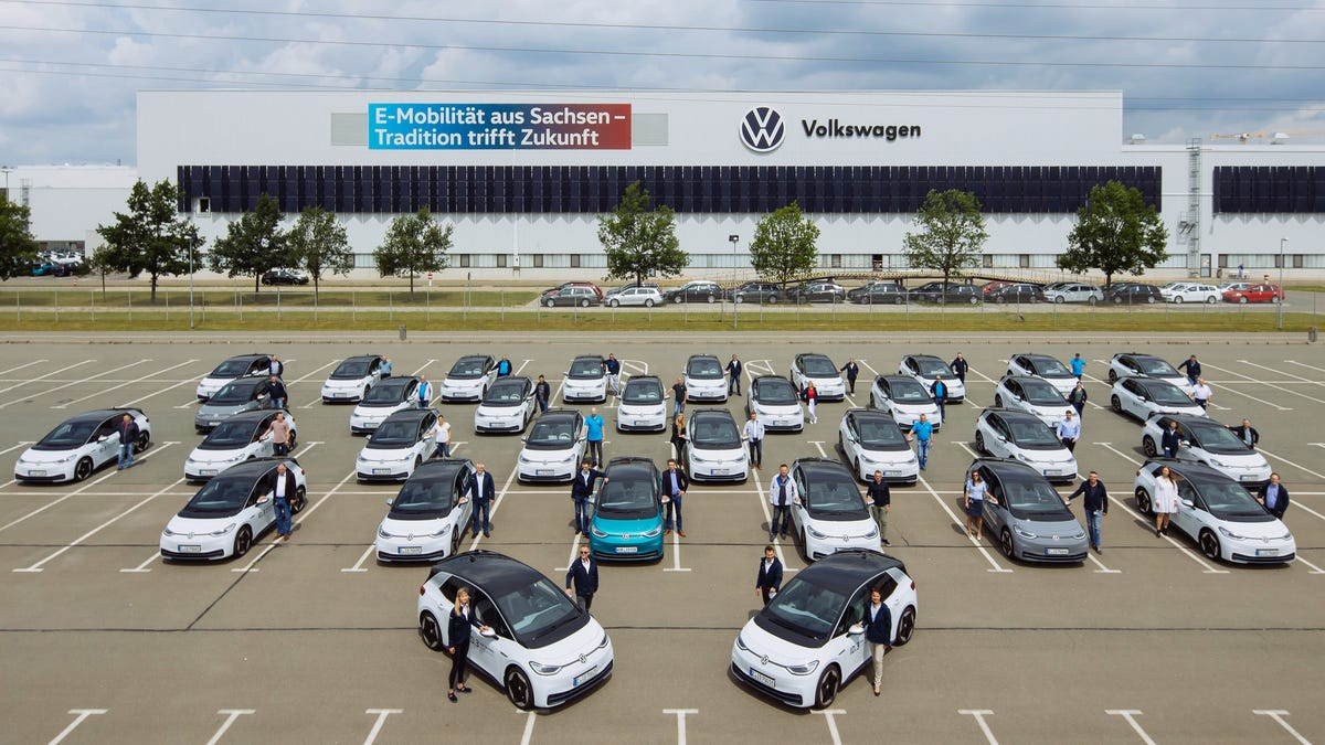Germany Is Betting Everything On Electric Cars