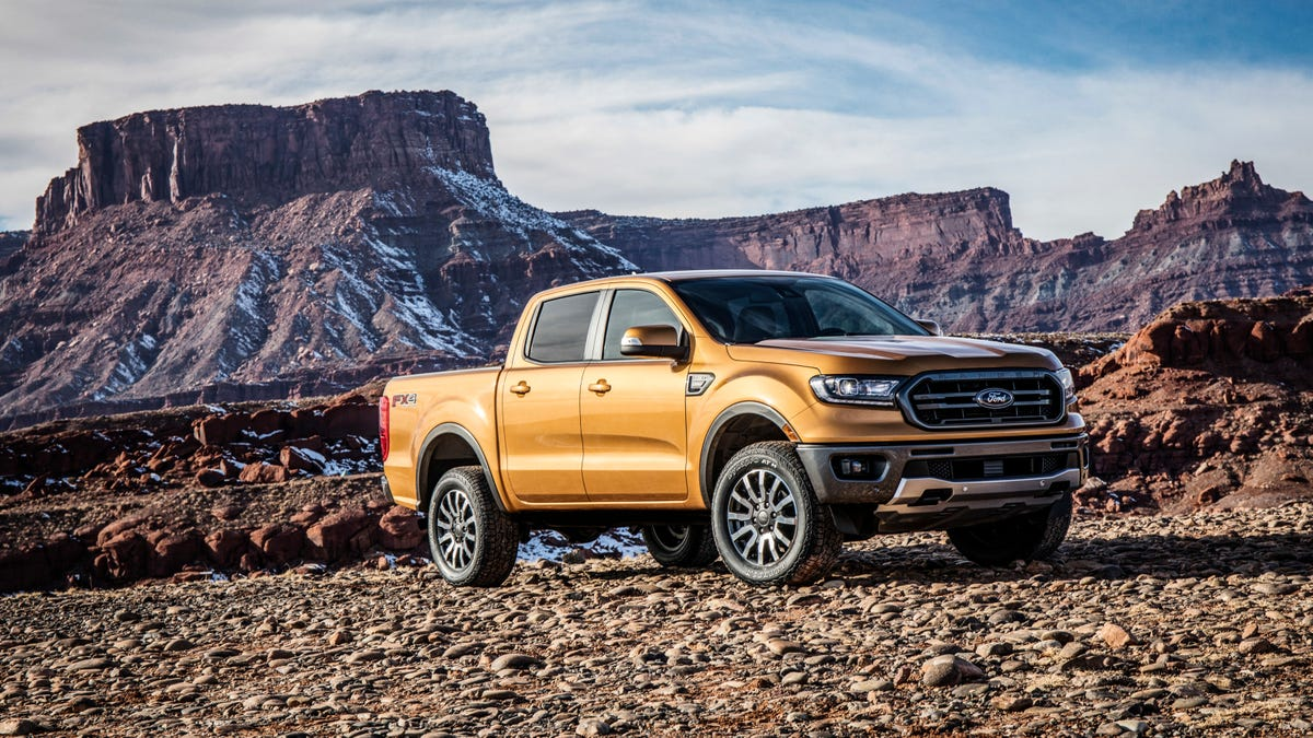 Ford Ranger Diesel >> The 2019 Ford Ranger Matches Diesel Mpg With Gas Engine