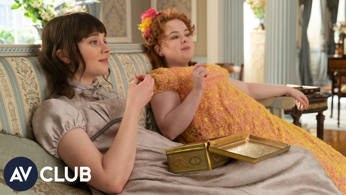 Bridgerton's Lady Whistledown on why you'll want to watch again