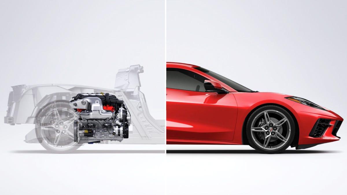 1992 Corvette Engine Compartment Diagram