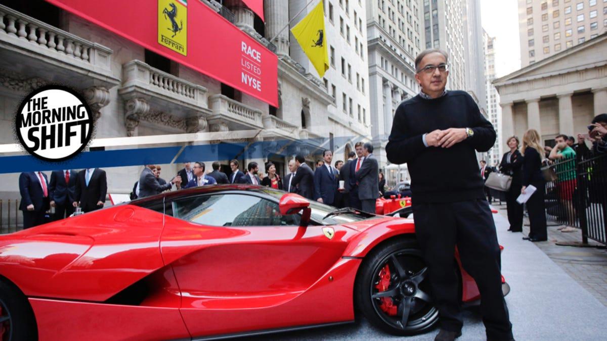 Ferrari Is Making Absurd Amounts Of Money