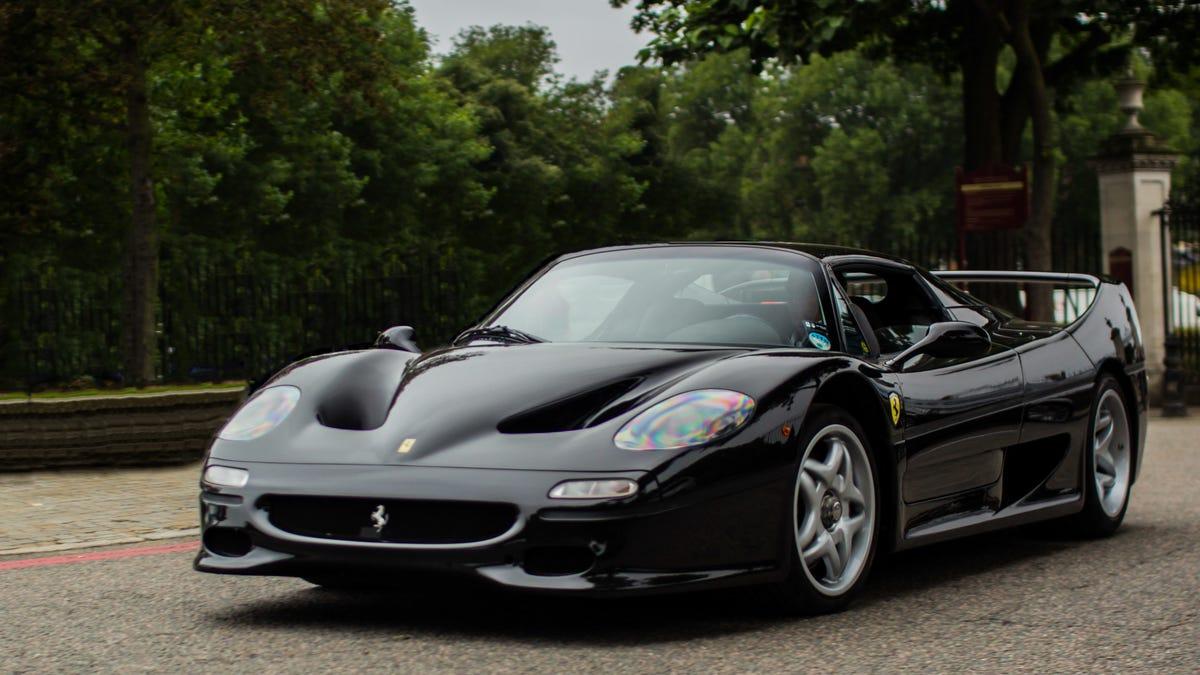 What Ferrari Learned From The Ferrari F50