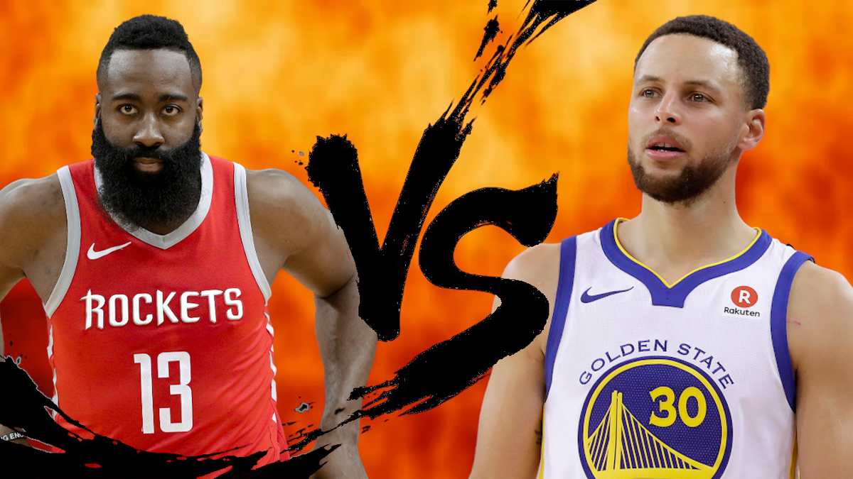 Kendrick Perkins Is Right: Harden Is Better Than Curry